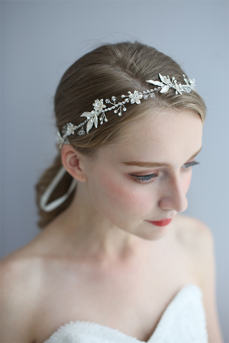 D2312 Bride headpiece