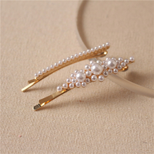Fashion Handmade Decoration Fancy Headwear Rhinestone Hair Clip Set