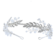 Fashion Rhinestone Leaves Shape Hair Accessories Bridal Wedding Wholesale Crystal Hair Clip Design