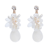 Fancy Crystal Bridal Head Accessories Decorative Wedding Jewelry Hair Clip for Bride