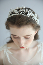 Crystal Pageant Wedding Bridal Tiara Crown with Rhinestone