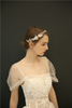 Luxury Gold High Quality Handmade Crystal Floral Headpiece Bridal Head Bands