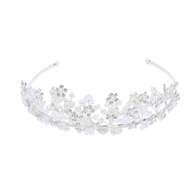 Hot Sale Bride Wedding Competitive Accessories Self Design Decorative Metal Crowns